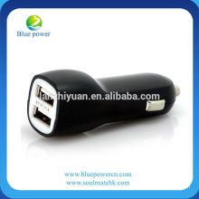 manufacture oem usb car charger for iphone 5 samsung s4 blackberry BMW car