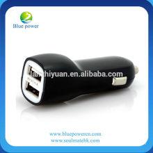 Fabrique oem usb carro carregador para iphone 5 samsung s4 blackberry BMW carro