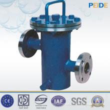 Filtro de cesta de tratamento de água da indústria química petroquímica