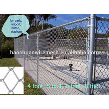 Beautiful and durable wave Fence