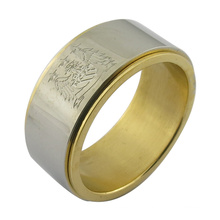 Fashion Type Gold Plated Rings