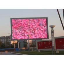 P12.5 Outdoor LED Signs Display Programmable 1R1G1B Constan