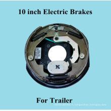 Plaque de frein électrique populaire de 10 pouces