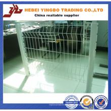 Steel Fence-009 Durable Color blanco Perry Esgrima