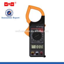 pinza amperimétrica digital 266F con medición de frecuencia