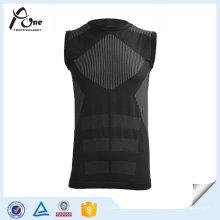 Nylon Spandex Sportswear Hommes Sous-vêtements Veste