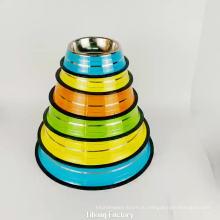Чаша для домашних животных из нержавеющей стали