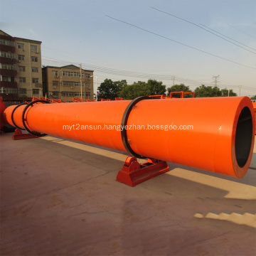 Factory Price Sand Rotary Dryer Machine For Sale