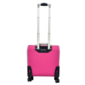 Custodia trolley portatile PU moda all'ingrosso