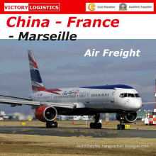 Air Freight, Cargo Shipping From Guangzhou/Shenzhen/Shanghai to Marseille, France