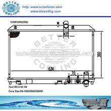 Radiador para Mazda RX 8 04-08 OEM: N3H415200C / D