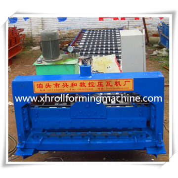 2015 New Type 800 Shutter Panel Roll Forming Machine Price