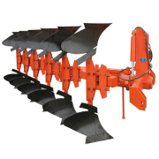 1LFT-535 Hydraulic Reverse Farm Plough Equipment