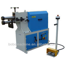 Machine for making ventilation pipe