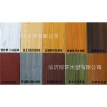 Material de Decoração Placa de Teto de Gesso WPC