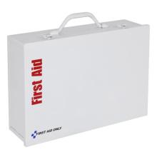 Caja de botiquines de primeros auxilios para desastres médicos vacíos