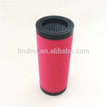 Replacement air compressor air filter cartridge M35-0B-000 compressed precision sponge filter element