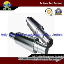 Eixo de precisão de usinagem CNC / eixo de micro motor
