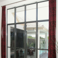 Aluminum Fixed Windows with Built in Blinds