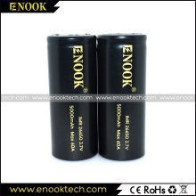2017 newest ENOOK 26650 5000mAh batteria