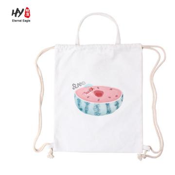 Дешевые продвижение холст рюкзак сумка