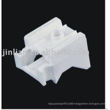 Durable plastic roman shade brackets