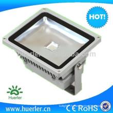 Lumières élevées AC100-240v ip65 extérieur 30w rgb flood light rgb projecteur avec télécommande ou dmx