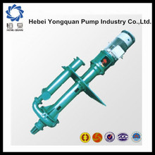YQ metallurgische Industrie billig Tauch-Slurry-Pumpen Herstellung in China