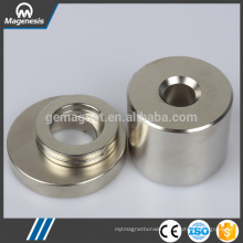 Good feature fast delivery ring big ferrite magnet