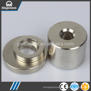 Cheap eco-friendly hot sell ferrite magnets core ring