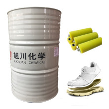 Fundição de resinas de poliuretano para matéria-prima de solas especiais