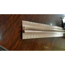 Y section interlocking extruded  Aluminium Alloy Profile fo