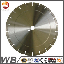 Laser Welded Circular Diamond Saw Blade Cutting Tool