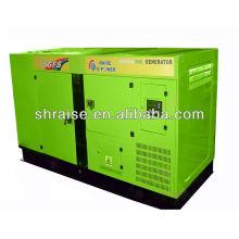 75KW тихий дизельный генератор с водяным охлаждением 94KVA дизель-генераторный агрегат
