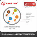 El mejor precio UTP Cat5e Lan cable 24AWG en China