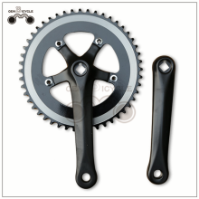 48T semi-aluminum alloy CNC bike crankset bicycle chainwheel & crank