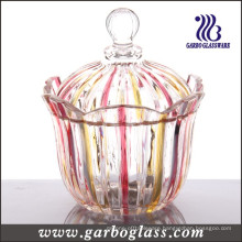 Decorative Glass Jar (GB1808H/P)