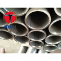 ASTM A500 Polished oval steel tube