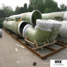 Raccord de tuyau de FRP / GRP - coude de Dn10mm à Dn1000mm