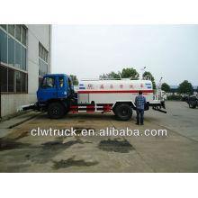 Dongfeng estrada de alta pressão caminhão caminhão de limpeza