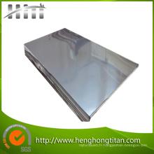 Feuille d'acier inoxydable 304 laminée à froid 2b