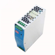 Новый продукт СИД meanwell 75 Вт для 480watt тонкий и экономичный источник питания 120вт 12В 10А НДР-120-12