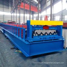H60 aluminum roofing sheet making machine hebei