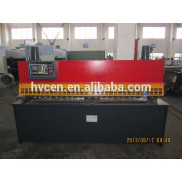 Cizalla hidráulica de 6mm q11y-6x4000
