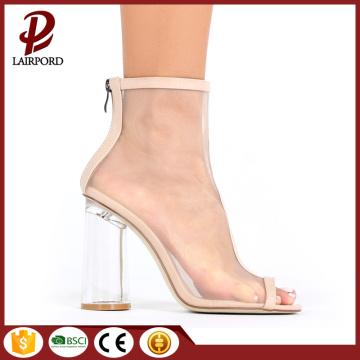 Sandalias de tejido de malla de moda
