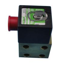 Screw Compressor Spare Parts 1089059021 Solenoid Valve 24V