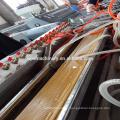 Производственная линия профилирования PE PP PVC WPC / линия экструзии профилей WPC