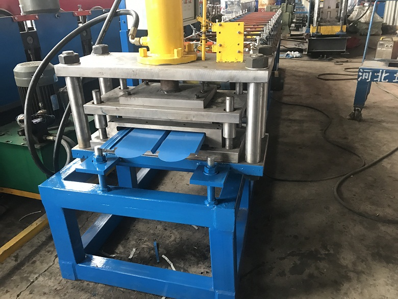 siding wall roll forming machine