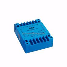 PU SERIES FLAT TYPE ISOLATION TRANSFORMER PU3006B  2.5VA  110V*2/115V*2