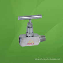 Male Thread Needle Valve (GAJ21W)